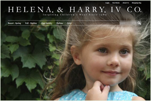 Helena and Harry Children's Apparel