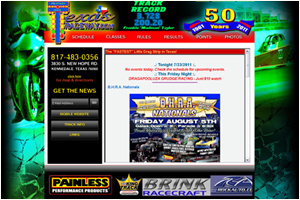 Texas Drag Racing Kennedale