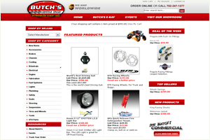 Butchs Speed Shop