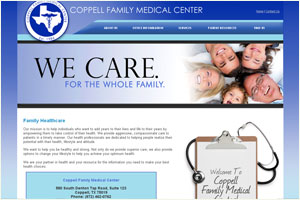 Coppell Family Medical Center