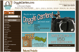Doggie Carriers