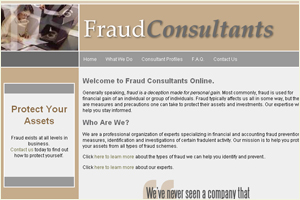 Fraud Consultants Online