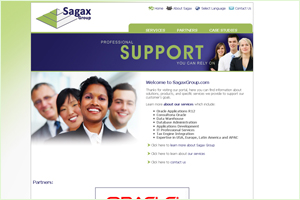 Sagax Group Oracle Consultants