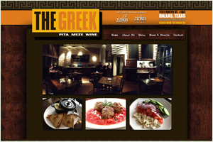 The Greek At One Arts Plaza Dallas Restaurant