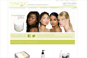Tonique Skin Whitening products