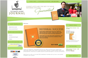 Ultimate Home Journal Real Estate Client Gifts